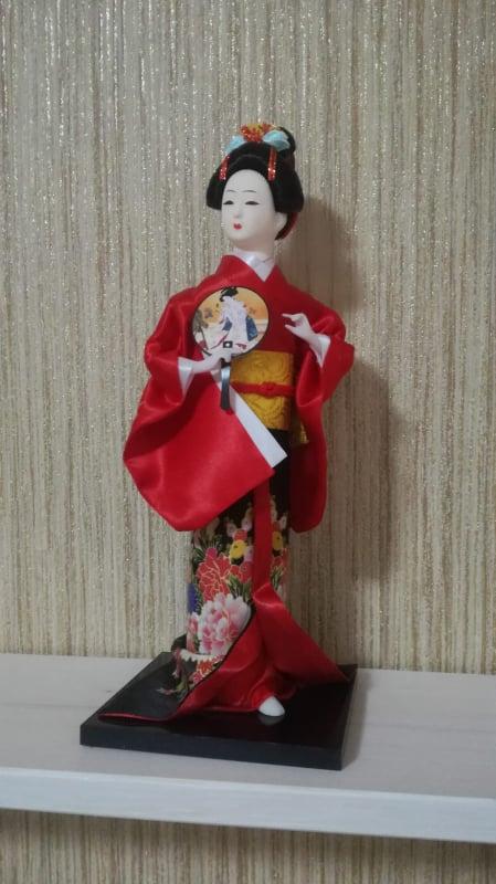 Estatuetas e miniaturas Miniaturas Bonecas Decoração