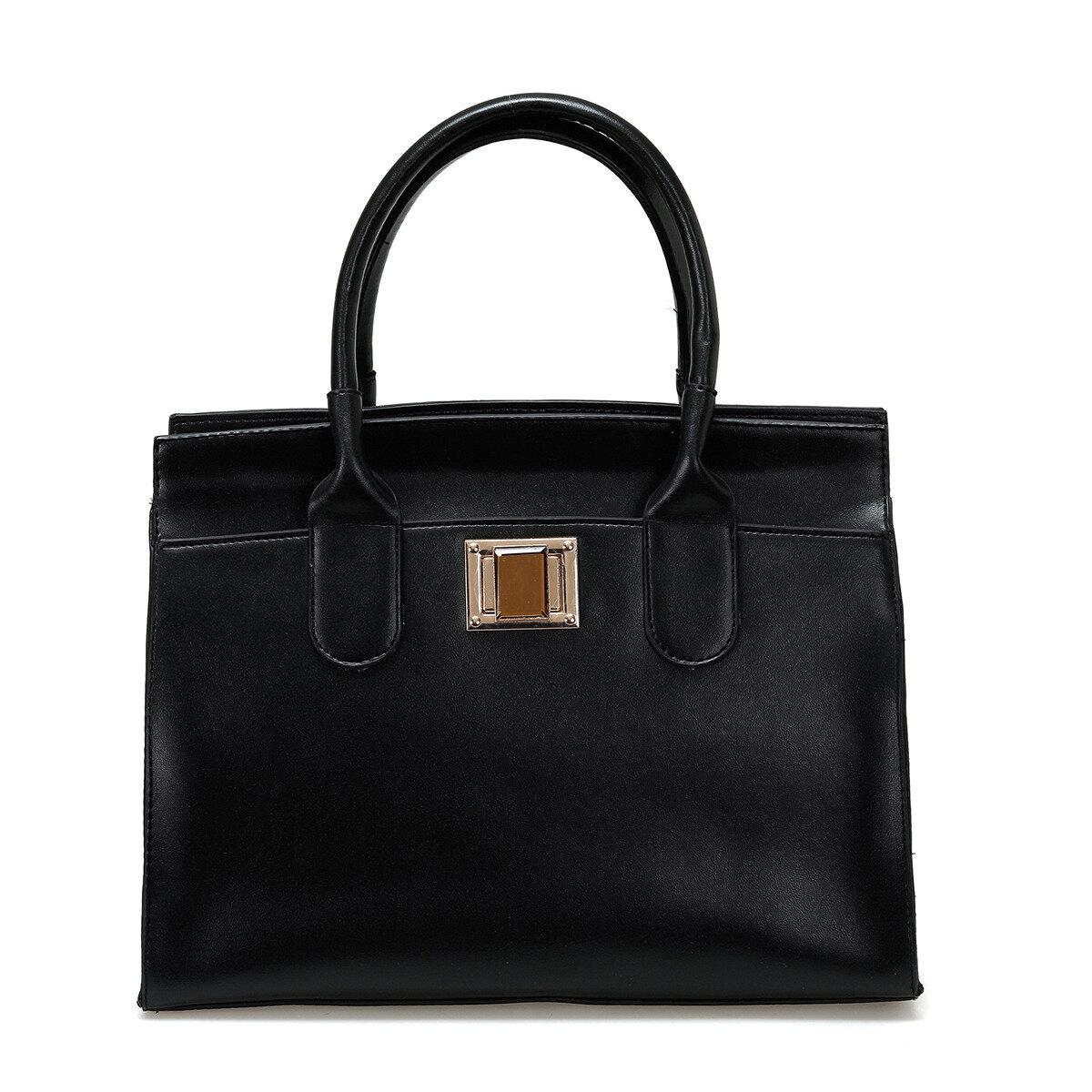 FLO 91.960.711.C Black Women Sleeve Bag Polaris