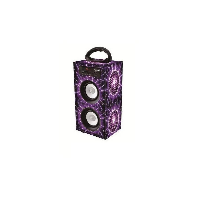 Bluetooth Speaker HIFI Digivolt With Karaoke