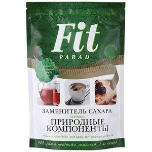 Заменитель сахара фитпарад fitparad №7  500 гр.