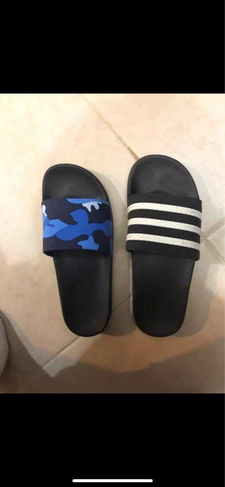 ASIFN Men's Slippers Flip Flops Camo Casual Slides Men Shoes Non slip Beach Shoes Summer Sandals 4 Colors Zapatos Hombre|Slippers|   - AliExpress