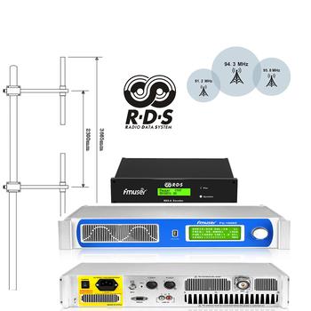 FU-1000c 1000W nadajnik radiowy FM 87-108mhz tanie ekonomiczna stacja radiowa dwa Bay zestaw z anteną + koder RDS tanie i dobre opinie fmuser NONE CN (pochodzenie) 220 v 0-1000w ± 75 Hz 50 Ω 110 220V