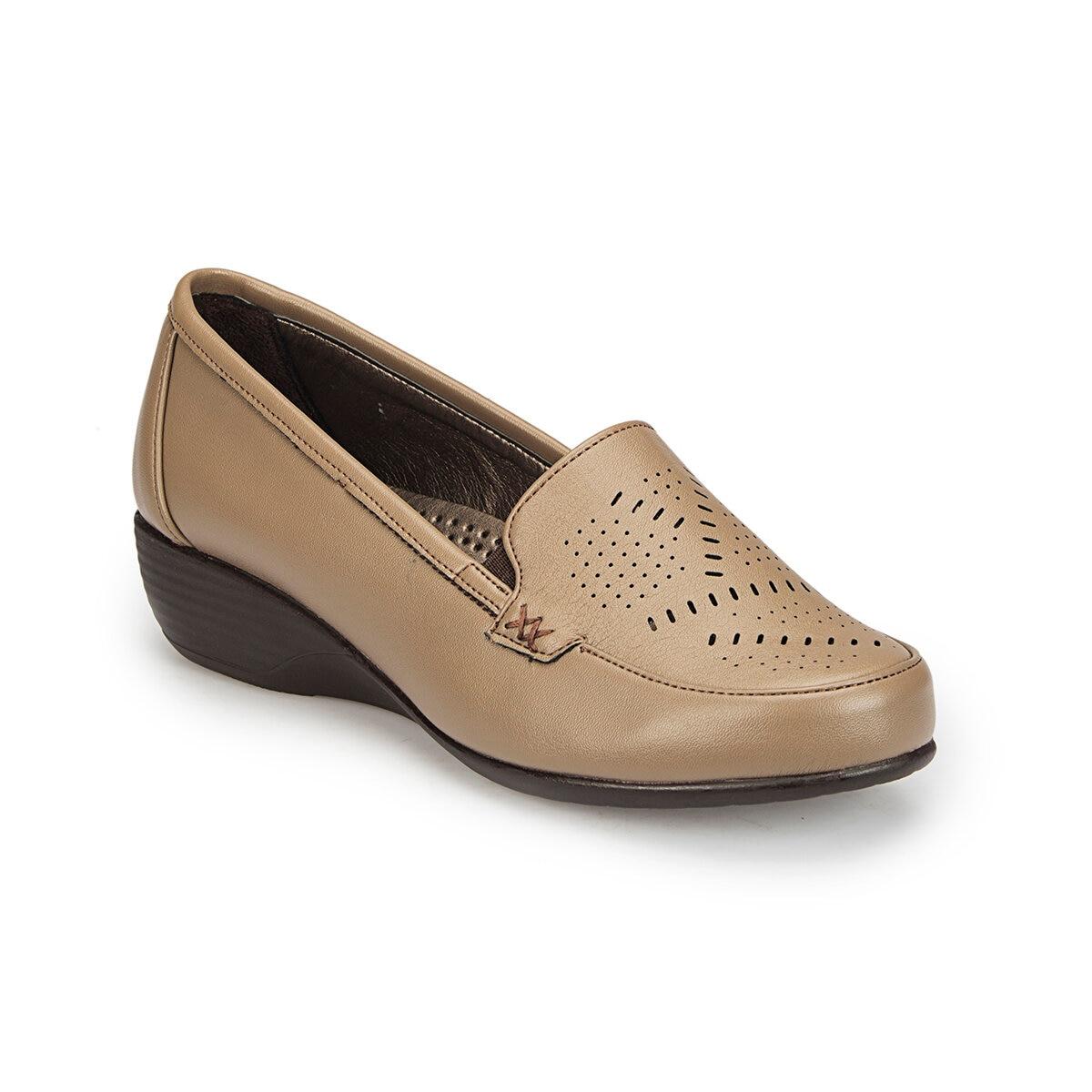 FLO 81.158476.Z Mink Women Basic Comfort Polaris