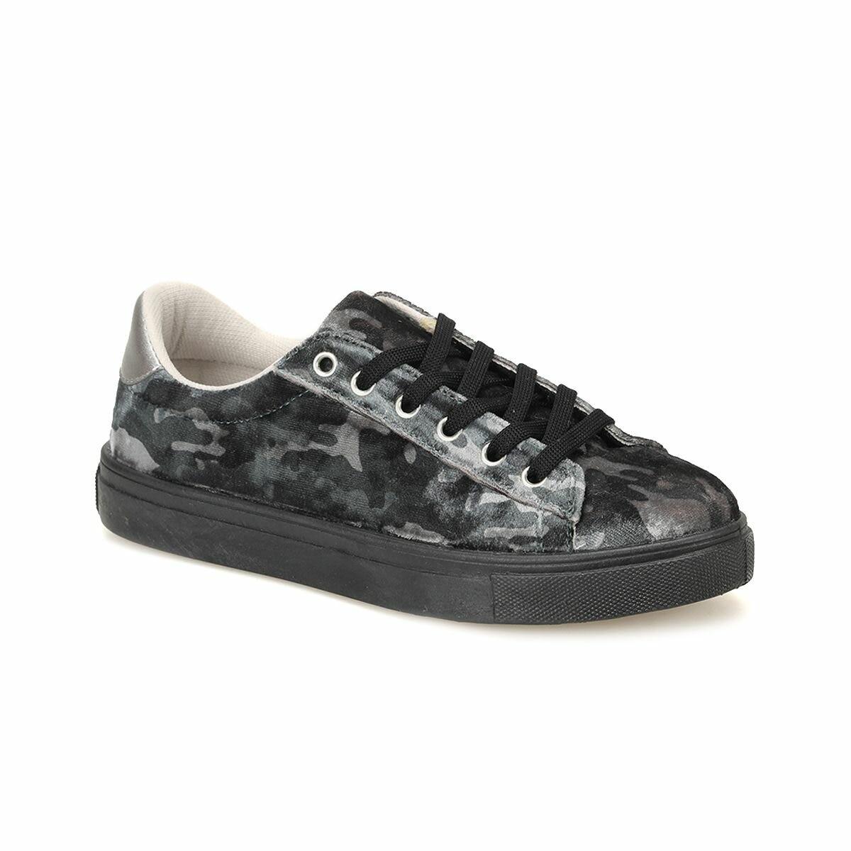 FLO CW18085 Camouflage Color Women 'S Sneaker Shoes Art Bella