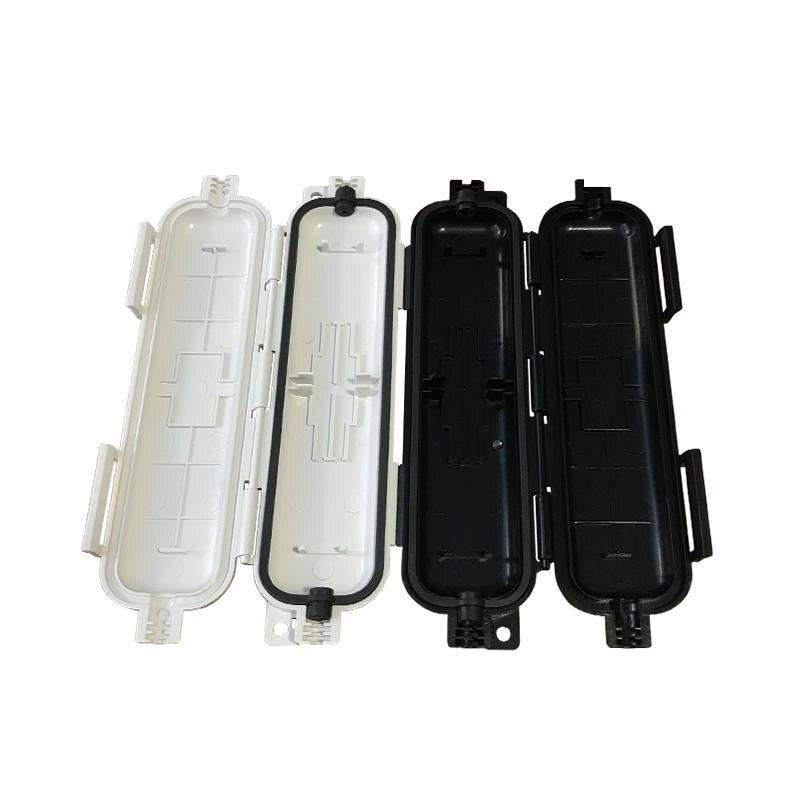 Protect-Box FTTH Fiber-Accessories Sc Apc 20pieces Ip-65 Waterproof-Grade White/black-Color