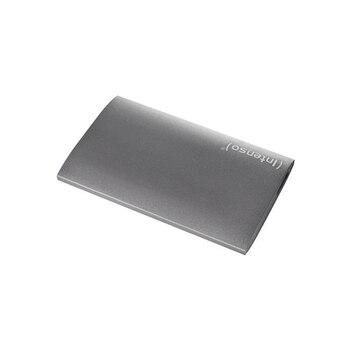 "External Hard Drive INTENSO FAEDDE0197 SSD 128 GB 1.8"" | Anthracite"