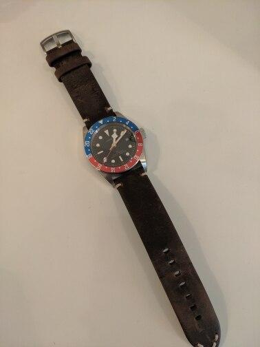 -- pulseiras relógio genuíno