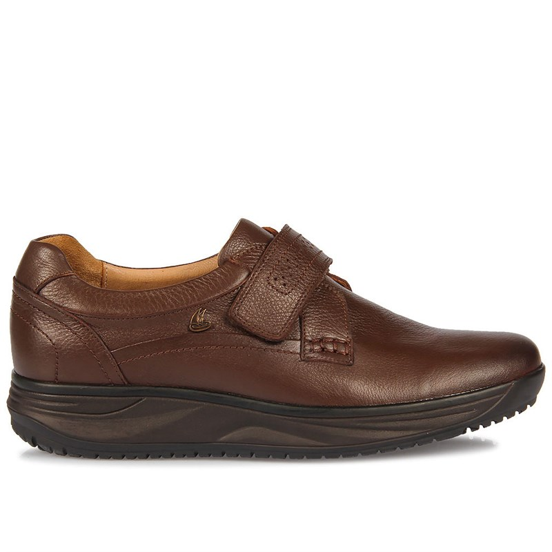 Sail Lakers-Brown Daily Casual Men Shoes