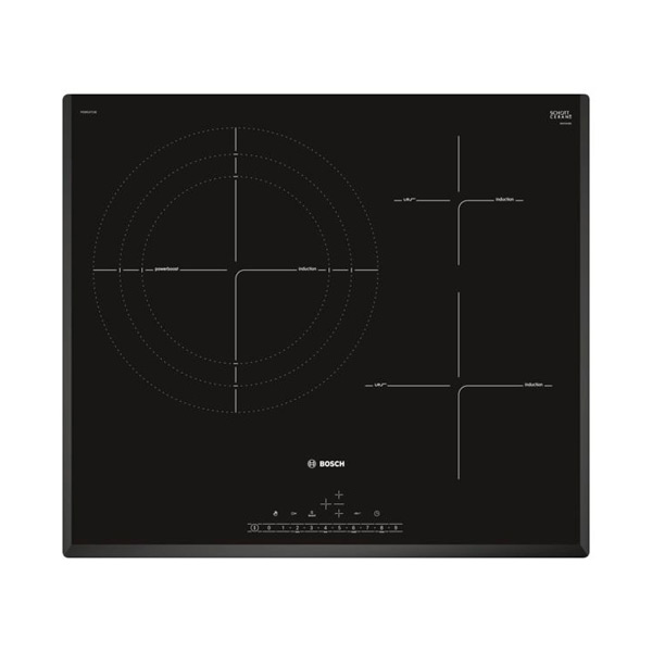 Induction Hot Plate BOSCH PID651FC3E 60 Cm (3 Cooking Areas)