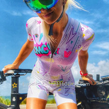 vvsportsdesigns 2019 pro team custom womens bicycle sets triathlon  sportswear ciclismo body suit outdoor MTB cycling GEL Non-slip webbing