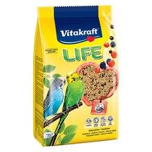 Корм для птиц VITAKRAFT для волнистых попугаев 800г