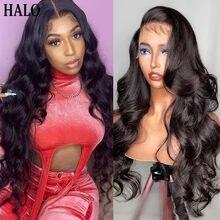 13x4 peruca dianteira do laço cabelo brasileiro onda do corpo remy perucas de cabelo humano longo laço frontal perucas para as mulheres pré arrancadas com o cabelo do bebê