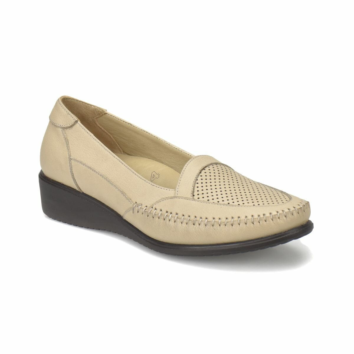 FLO 81. 111127.Z Beige Women 'S Shoes Polaris 5 Point