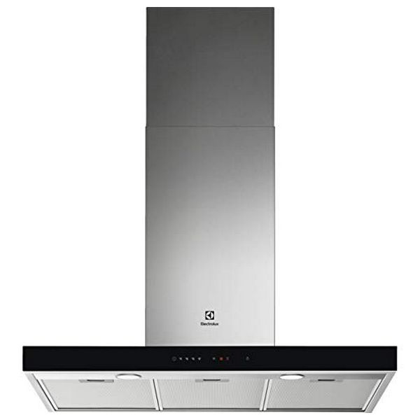 Conventional Hood Electrolux LFT769X 90 Cm 720 M³/h 163W A Stainless Steel