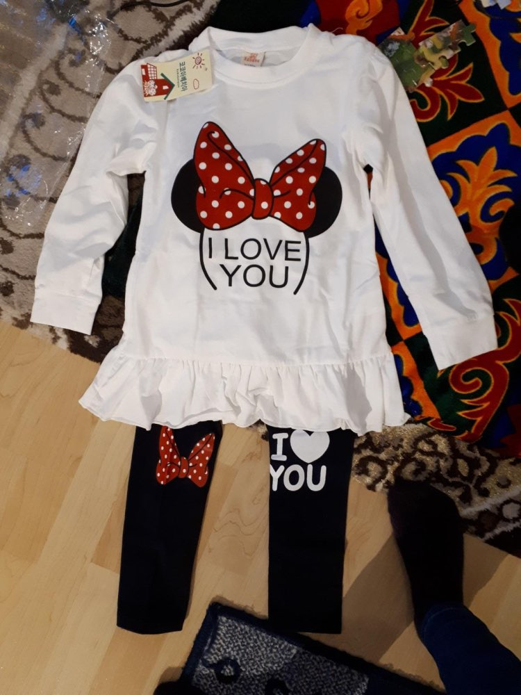 Conjuntos de roupas Outono Crianças Roupas