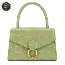 Дизайнерская дамская сумочка большая сумка на плечо из искусственной
