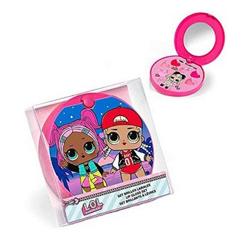 Children's Make-up Set Cartoon Pink фото