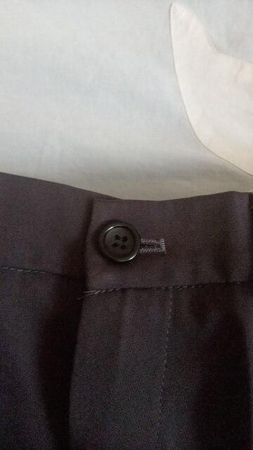 Plus Size Elastic Waist Loose Pants photo review