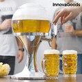 InnovaGoods охладитель для пива диспенсер