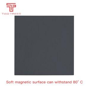 Image 5 - Autocollant magnétique flexible pour imprimantes 3D, feuille dacier à ressort, 220x220, 235x235, 310x310mm, lit chauffant saphir