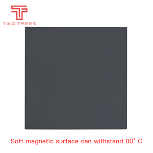 Image 5 - Removal Spring Steel Sheet Pre applied PEI Flex Magnetic Hot Sticker 220x220 235x235 310x310mm for 3D Printer Heat bed Sapphire
