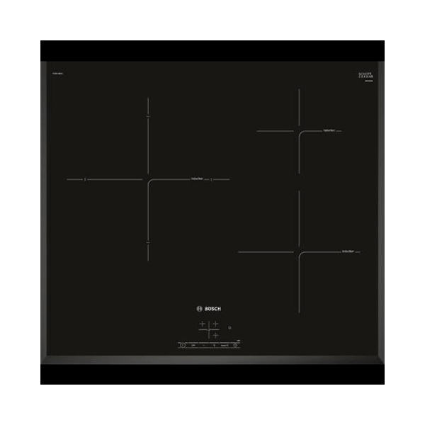 Induction Hot Plate BOSCH PIJ651BB2E 60 cm (3 Cooking areas)|Cooktops| |  - title=