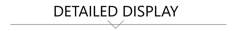 DETAILED DISPLAY