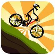 奇怪的山地自行车