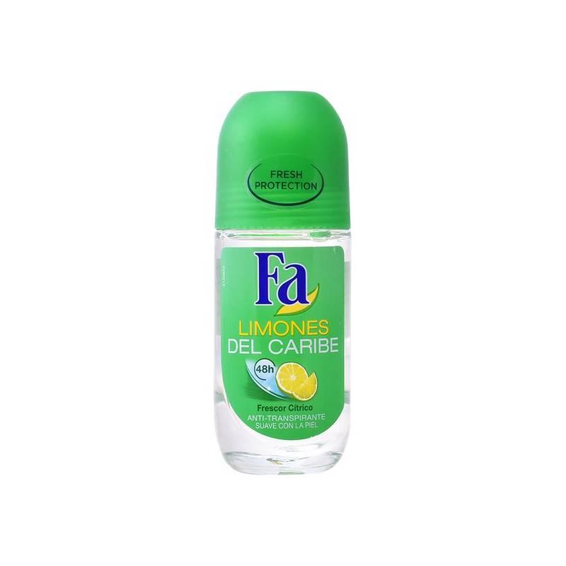 Roll-On Deodorant Lemons Caribbean Fa (50 Ml)