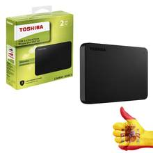 Dur externe TOSHIBA CANVIO basiques 2 to-2.5