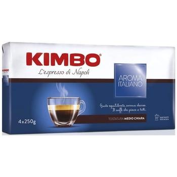 Kimbo Ground Coffee Aroma Italian (4 packs 250g)