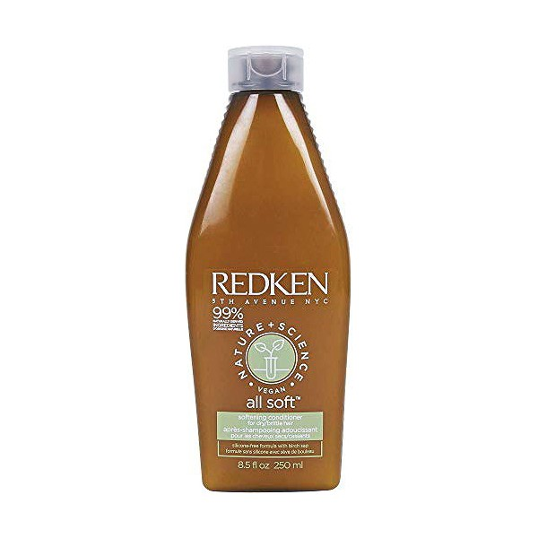 Anti-hairloss Anti-breakage Conditioner Nature + Science All Soft Redken