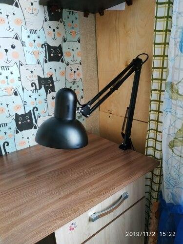 Luminária de mesa Lâmpada Lâmpada Leitura