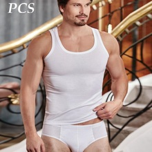 Men Briefs Cotton Breathable Padded Panties Sexy Underwear M