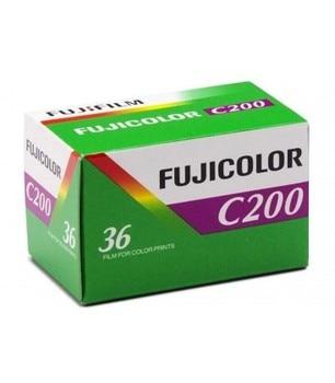 FUJIFILM FUJICOLOR film C-200 35MM 36EXP