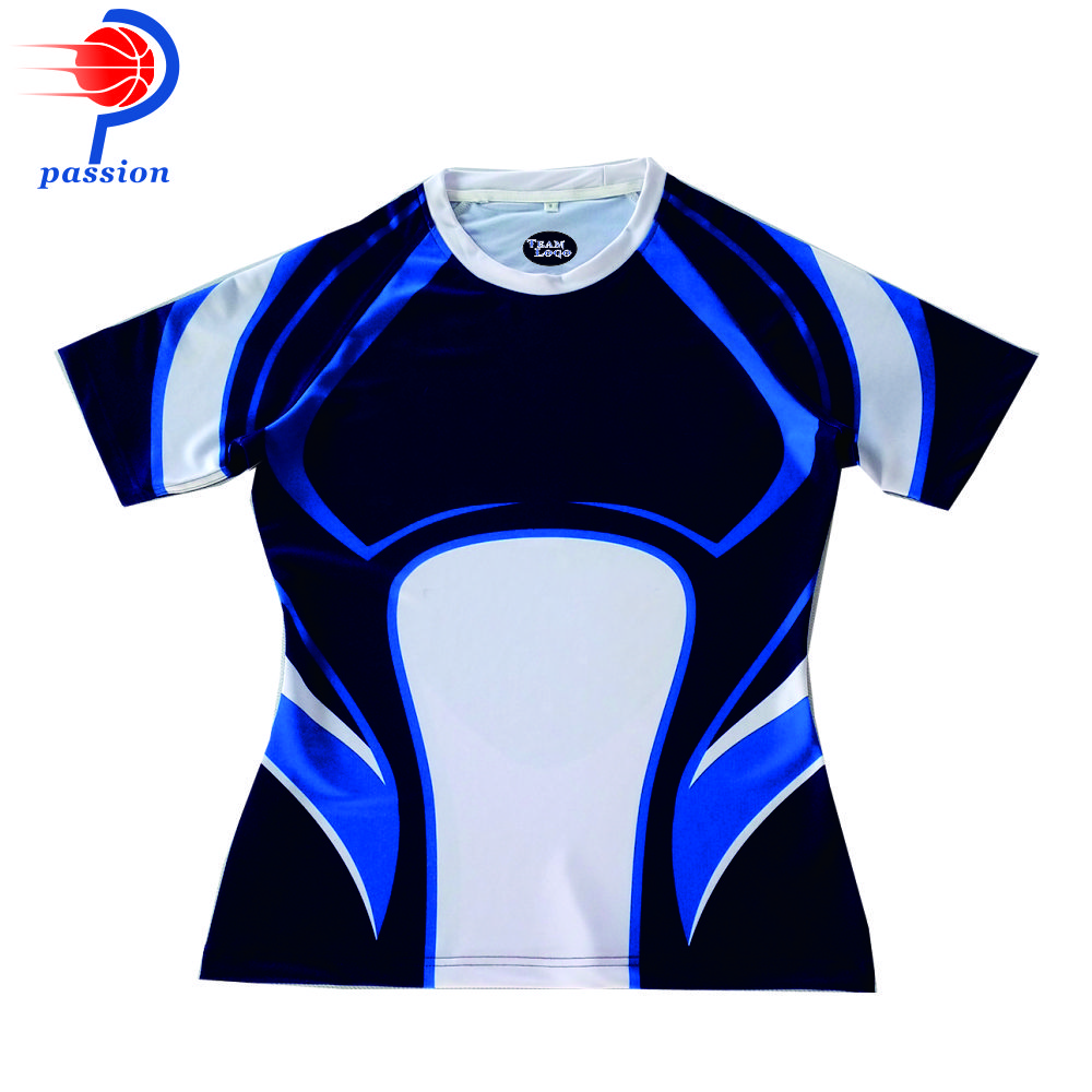 Customize Your Team Sublimated Rugby Jerseys with Personal Numbers names