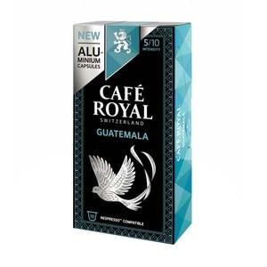 Guatemala, Cafe Royal 10 compatible Nespresso aluminum capsules