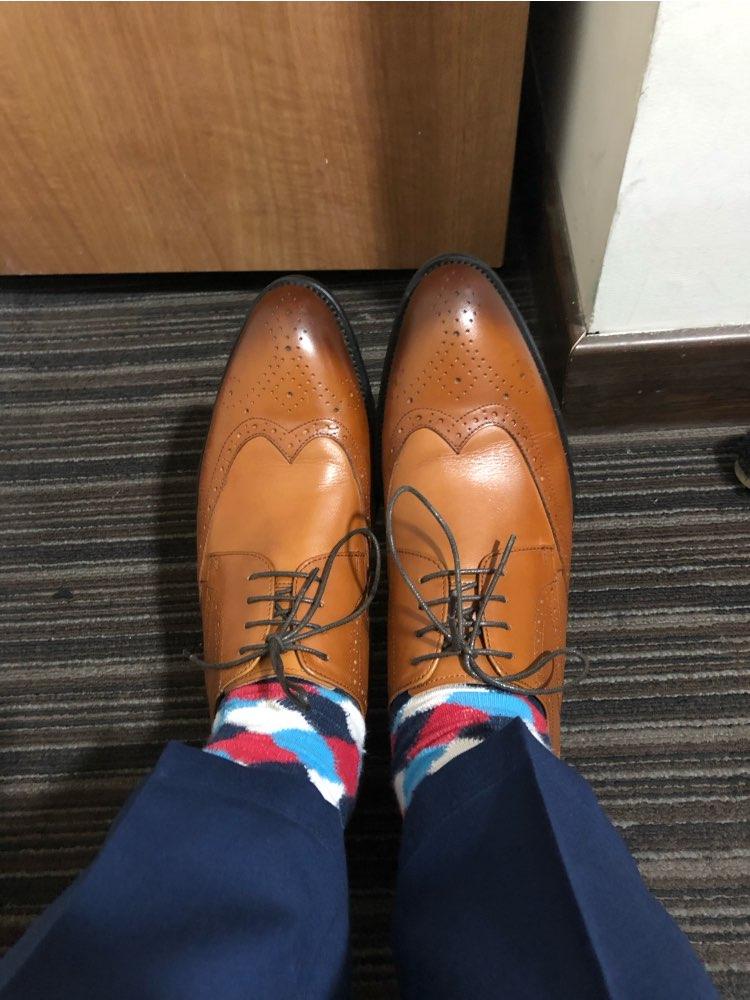 -- Brogue Brogue Sapatos