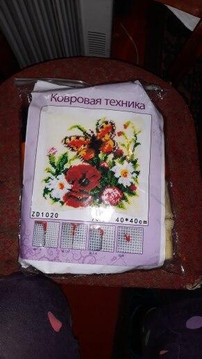 -- Grossa Flores Bordado