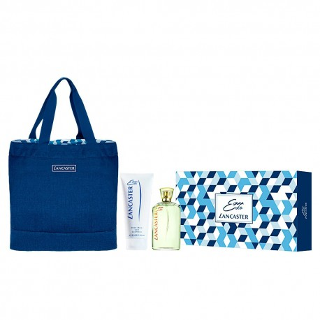 EAU DE LANCASTER EDT 125ML SPRAY + + BODY LOTION 200ML BAG