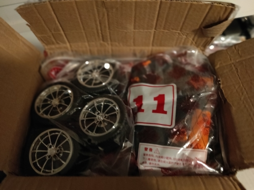 Mould King 13090 MOC High-tech APP Motorized Racing Car McLarens P1 Hypercar Building Blocks Bricks Kids Toys Birthday Gifts photo review