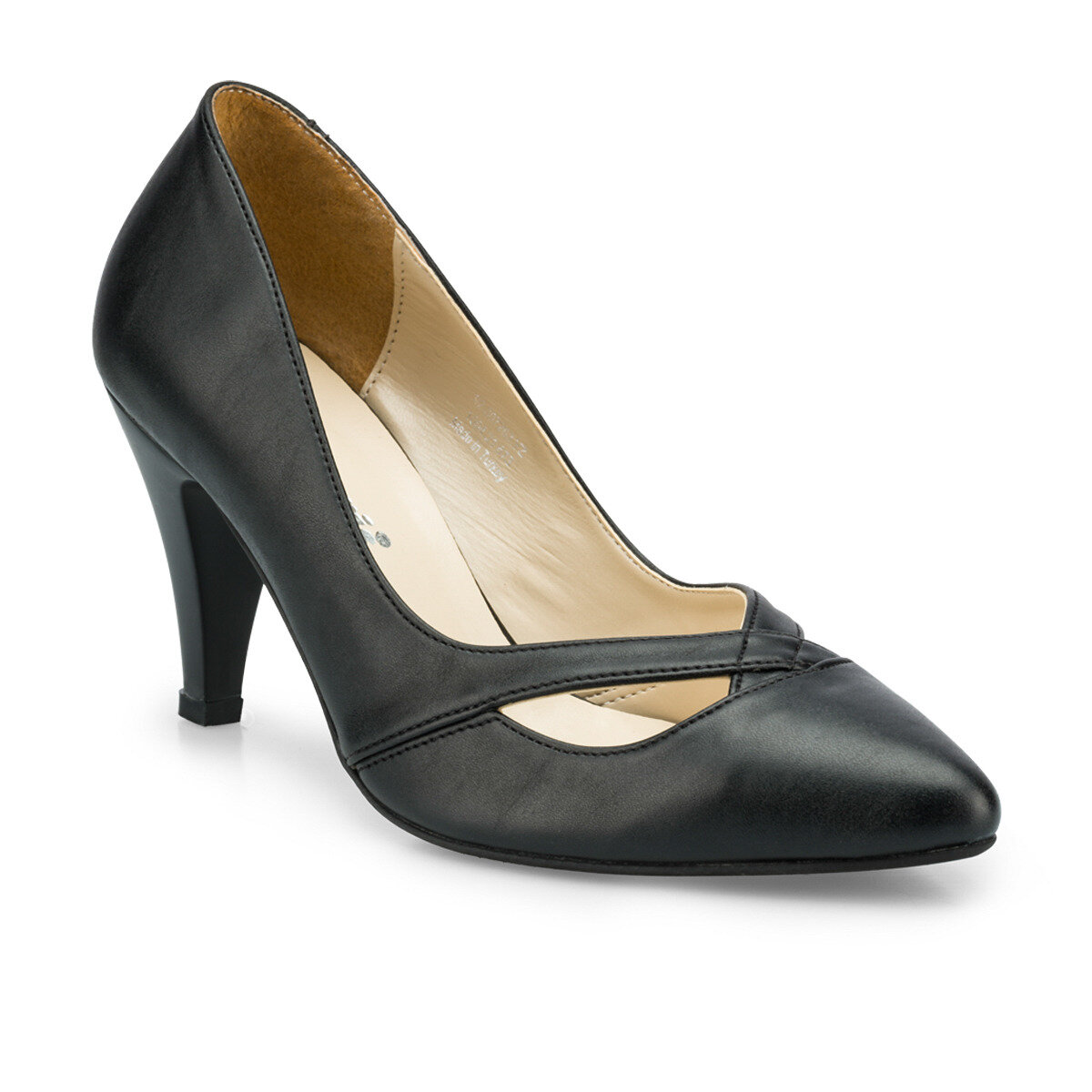 FLO 315193.Z Black Women Gova Shoes Polaris