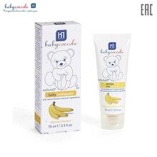 Зубная паста Babycoccole банан 75мл