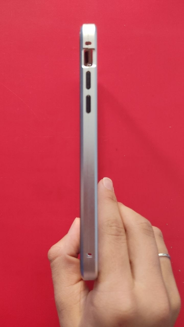 2020 Upgraded Two Side Tempered Glass Magnetic Adsorption Phone Case for iPhone 12 - steel-beauty photo review