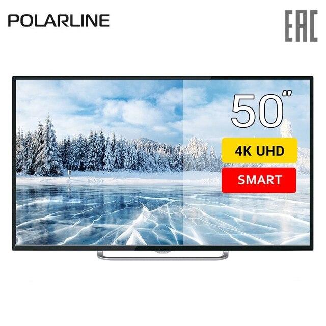 "Телевизор 50"" Polarline 50PL52TC-SM 4K SmartTV"