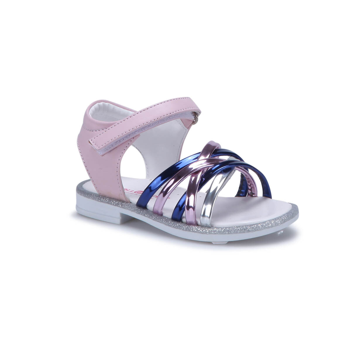 FLO BLS230 Light Pink Female Child Sandals Balloon-s