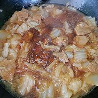 #太太乐鲜鸡汁芝麻香油#大锅菜的做法图解7