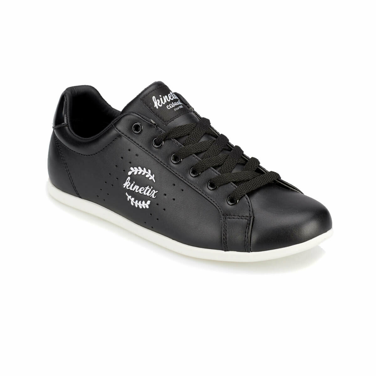 FLO BENANY Black Women 'S Sneaker Shoes KINETIX