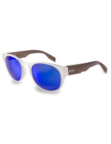 144.15 Protection Glasses FEVER.15 Glazed White & Woody Light PC Blue Hidrosun