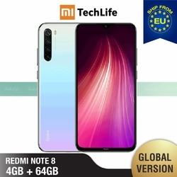 Перейти на Алиэкспресс и купить global version xiaomi redmi note 8 64gb rom 4gb ram (brand new / sealed) note 8, note8 smartphone mobile
